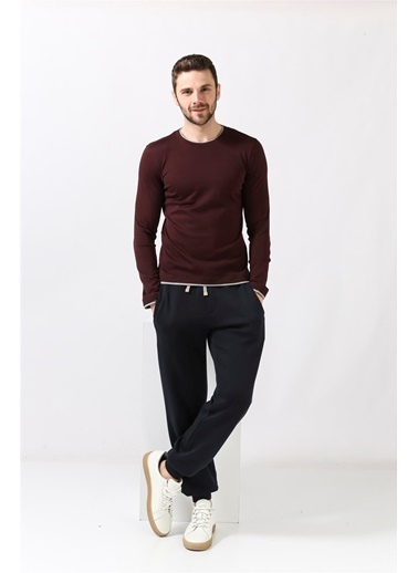 Eleventy Sweatshirt Bordo